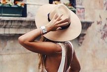 Summer Hats / For more style inspiration visit www.tangerstylemaker.com / by Tanger Outlets