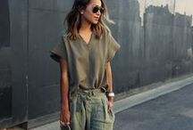 Military Greens / For more style inspiration visit www.tangerstylemaker.com