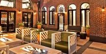 The Top 10 Hotel Bars in Chicago / Grabbing a cocktail or glass of wine only steps from your hotel room is ideal when traveling. These epic Chicago hotel bars entice as many locals as tourists!
