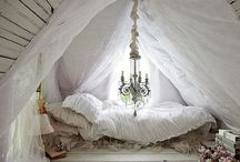 Bedtime / French beds, cottage beds,