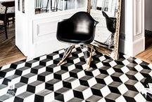 """BLACK AND WHITE BY RED EDITION / Red Edition met à l'honneur une couleur par mois. Je vous laisse découvrir notre tableau """"Black and white"""" #design #inspiration #couleur #noir #blanc #mode #rededitionparis"""