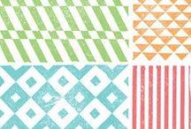 ART & DESIGN | patterns stamped