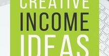 Creative Income Ideas for Moms