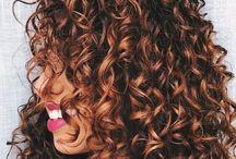 | HAIR STYLES | / Cabelo é moldura do rosto e pode harmonizar formas, comunicar personalidade e intenções, sacudir o look etc