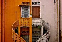 Doors, Gates & Courtyards