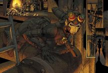 Comic Book Art / by Lasha Johnson