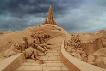 Sandcastles of time... / by Chris Knight