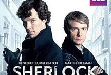 I am Sherlocked / The many variations of the famous detective from 221B Baker Street / by Olathe Public Library