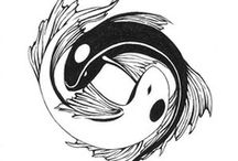 Tattoo - Moon and Ocean / Push and pull, yin and yang / by Molly Elliott