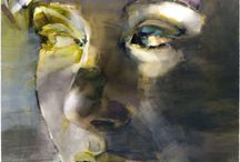 waterworks….. / my fascination with watercolour...... controlled looseness... / by Paula Goldman