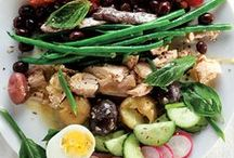 Salads / by Wendy Ferrell