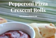 Crescent Love / Crescent Roll Recipes. Sometimes the best recipe come wrap in Crescent's and make your family smile