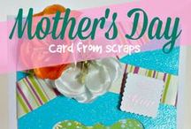 Mother's Day Inspiration / Our Mothers mean the world to us. This is where you will find Mother's Day related posts from DIY to Gifts to Recipes and everything in between to make her day Special!