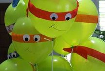 Party  - kid's themes & Foods / by Kathy Vigneaux