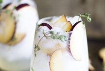 SAVOR // drinks / Libations, alcoholic drink recipe, punch recipe, cocktail recipe, blended drink.