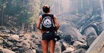 WEAR // backpacking