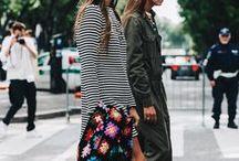 WEAR // models off duty / Models off duty always look chic. Model fashion, models fashion, models off duty style, models street style, street fashion.