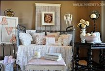 All Things Thrifty Reveals / Room Makeovers! Room Decorating Before and Afters!  / by All Things Thrifty
