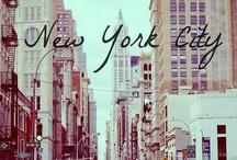 i heart NY / by Abbie Carter-Smith