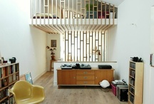 Interiors / by Abbie Carter-Smith