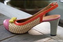 Shoes! / by 40PlusStyle / Sylvia