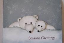 Kewl Christmas Cards / by Yvonne Sprague