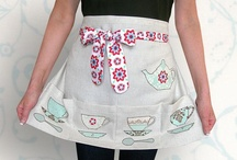 aprons / by Heather Southwell