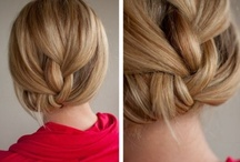 hair ideas  / by Heather Southwell