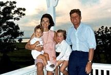 Camelot / Kennedy, JFK, Jackie, John, Jack, Jacqueline, Caroline, John John,  / by Kim Thompson
