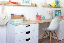 Workspace / by Abbie Carter-Smith