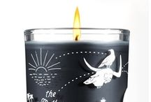 packaging   *   candles