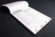 branding   *   gastro menus / by Annette