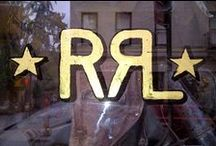 RALPH LAUREN!!! / A  life style collection of Ralph Lauren....  / by Mark Maszk