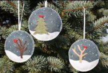 Felty Ideas... Christmas