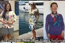 10 Steps to Refining Your Style / Take your style to a new level and join the 10 Steps to Refining Your Style course!    Sign up here: http://40plusstyle.com/stylecourses/10-steps-refining-style-course/  Let's start having fun with fashion and look fabulous! / by 40PlusStyle / Sylvia