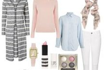 How to wear pastels / Pastels are a major trend for the spring / summer 2014 season. But many women (myself included) find these difficult colors to wear. So let's explore how to wear pastels!