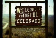 Colorado / by Kim Thompson