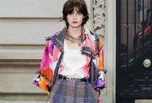 Spring and Summer 2015 trends / Highlighting the best looks for women over 40 from the 2014 spring and summer collections