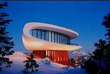 Deaton / Charles, Sleeper, cement, Modernist, architect, futuristic, designed,  / by Kim Thompson