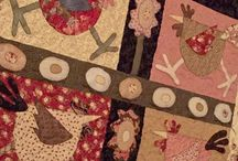 A Warm Quilt Hug / Favorite quilts
