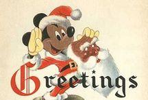 Disney Holiday Art