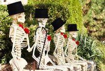 Halloween Wedding / by Jennifer Pellek Hoffman
