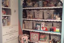 Sewing Room Bliss / Sewing rooms