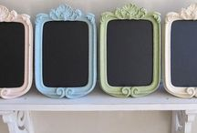 Chalk Boards / Chalk board signs