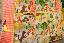Bolsos-Sewing / #bolsos #handmade #sew #coser #patrones