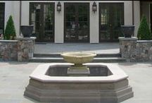 Landscape Stone / Cobblestones, landscape and patio paving, landscape walls, pool coping, and custom natural stone objects thoughtfully combined with nature and built architecture have made Maiden Stone the premium stone supplier for landscape architects and landscape contractors.