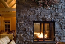 Fancy Fireplaces / by BedandBreakfast.com