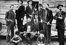 Hatfield & McCoys / Two families feud in the 1880's / by Donna Nardozza Timofeev