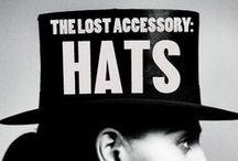 Mad About Hats!! / by Jennifer Pellek Hoffman