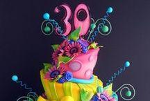Birthday Cakes & cake design